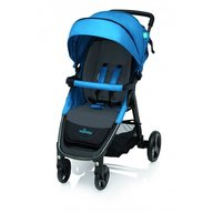Baby Design - Carucior sport 05 Clever 2018 Turquoise
