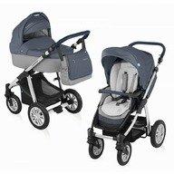 Baby Design Dotty 03 Blue 2016 - Carucior 2 in 1