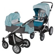 Baby Design - Carucior 2in1 05 Dotty 2017 Turquoise