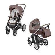 Baby Design Dotty 19 Brown 2016 - Carucior 2 in 1