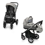 Baby Design - Carucior Multifunctional 2in1 07 Husky winter pack 2018 Grey