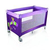 Baby Design  Patut pliabil Simple 06 purple zebra 2012