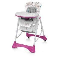 Baby Design - Scaun de masa 08  Pepe 2018 Pink