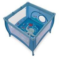 Baby Design - Tarc de joaca cu inele ajutatoare Play UP 03 2018 Blue
