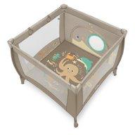 Baby Design - Tarc de joaca cu inele ajutatoare Play UP 09 2018 Beige