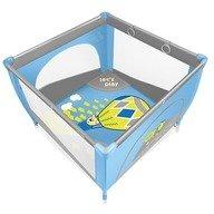Baby Design Tarc de joaca cu inele ajutatoare Play UP 03 blue 2015