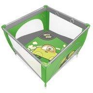 Baby Design Tarc de joaca cu inele ajutatoare Play UP 04 green 2015