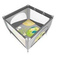 Baby Design Tarc de joaca cu inele ajutatoare Play UP 07 grey 2015