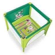 Baby Design Joy 04 green - Tarc de joaca