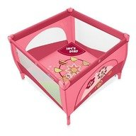 Baby Design Play 08 pink 2015 - Tarc de joaca