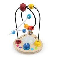 Bright Starts - Jucarie cu bile din lemn Baby Einstein-Hape, Color mixer