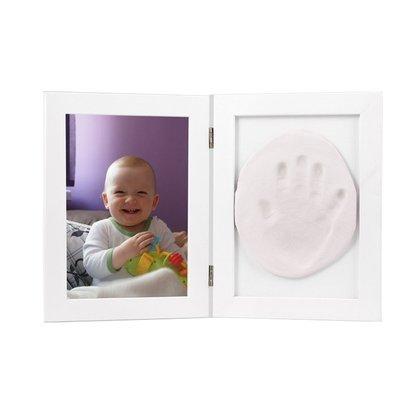 Baby HandPrint - Memory Frame White