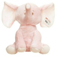 Baby Hug - Jucarie din plus Elefantel, Roz
