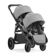 Baby Jogger - Carucior  gemeni City Select Lux Slate sistem 2 in 1