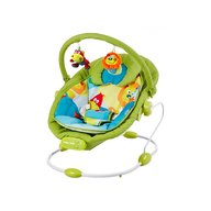 BABY MIX  Balansoar muzical copii Baby Mix LCP BR245 039 Green