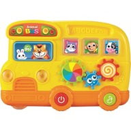 Baby Mix Jucarie muzicala Autobuzul Magic