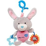 Baby Mix - Jucarie muzicala din plus Grey Rabbit