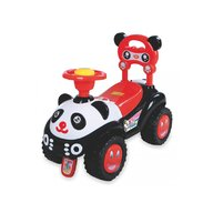 BABY MIX  Masinuta de impins copii Baby Mix Panda ZDX7601 Black