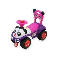 BABY MIX  Masinuta de impins copii Baby Mix Panda ZDX7601 Pink