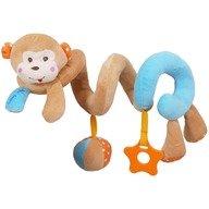 Baby Mix Spirala cu jucarii Monkey