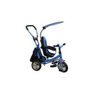 Baby Mix Tricicleta copii cu Scaun Reversibil  Safari WS611 Albastru
