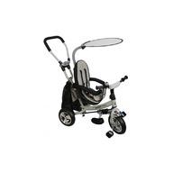 Baby Mix  Tricicleta copii cu Scaun Reversibil  Safari WS611 Gri