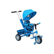 BABY MIX  Tricicleta copii cu scaun reversibil Baby Mix UR-ETB32 2 Blue