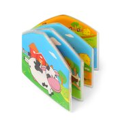 BabyOno - Carticica de baie Country Animals