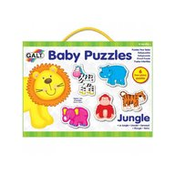 Galt - Baby puzzle Animale din jungla 2 piese
