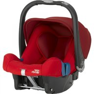 Britax Romer - Scoica auto Baby-Safe plus SHR II, Flame Red