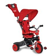 Baby Trike Tricicleta 4 in 1 Crab Red