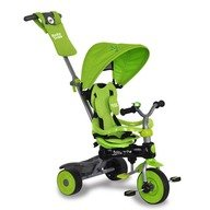 Baby Trike Tricicleta 4 in 1 Dino Green