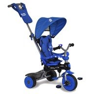 Baby Trike Tricicleta 4 in 1 Hippo Blue