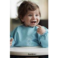 BabyBjorn - Bavetica cu maneca lunga, Turquoise