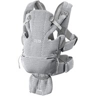 BabyBjorn - Marsupii ergonomice Move 3D Mesh, Gri
