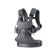 BabyBjorn - Marsupiu anatomic One Air,3D Mesh, Anthracite