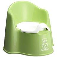 BabyBjorn - Olita cu protectie spate Potty Chair, Green