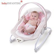 babyINFANTINI - Balansoar 2 In 1 Sky Pink