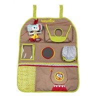 Babymoov-A104707 Organizator Auto Cu Jucarii 'Playing Is A Party'