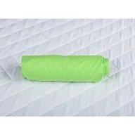 BabyNeeds - Cearceaf cu elastic 120x60 cm, Verde
