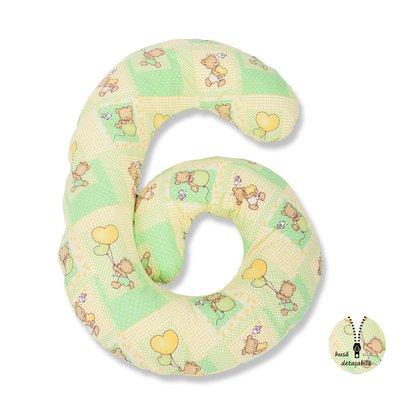 BabyNeeds - Perna multifunctionala Enjoy, Ursuleti colorati