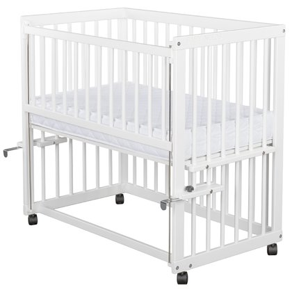 BabyNeeds - Patut evolutiv Dalia, Alb