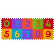 BabyOno Jucarie copii puzzle BabyOno 274 10 piese