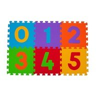 BabyOno Jucarie copii puzzle BabyOno 275 6 piese