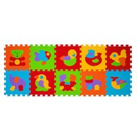 BabyOno Jucarie copii puzzle BabyOno 276 10 piese