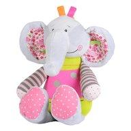 BabyOno Jucarie de plus copii sunatoare elefant BabyOno 1195