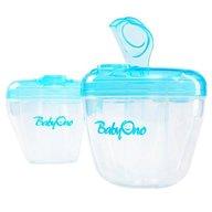 BabyOno - Recipient pentru lapte praf compartimentat