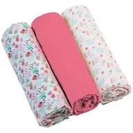 BabyOno - Scutece textile pentru bebelusi 3 buc Roz