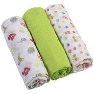 BabyOno - Scutece textile pentru bebelusi 3 buc Verde