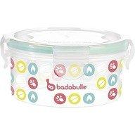 Badabulle–B004000– Set 3 boluri ermetice pentru pastrarea hranei